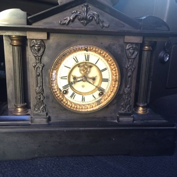Ansonia Mantle Clock model - Clocks