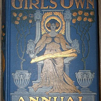 The Girls Own Annual 1906-1907 - Books