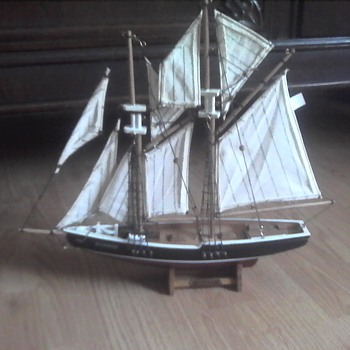 The Bluenose - Toys