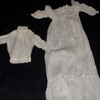 Vintage doll clothes that I found at a yard sale - Dolls