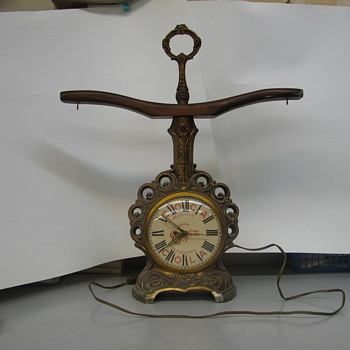 Coca Cola Scale Clock-any Info?