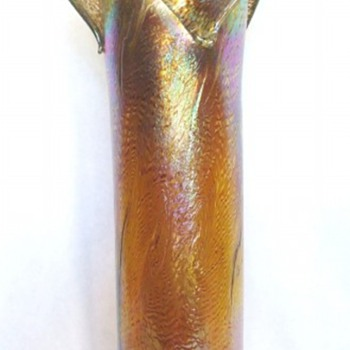 HECKERT, OTTO HAMM AND SILBERBANDS - Art Glass