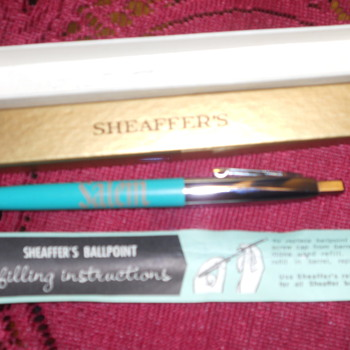 Sheaffers (SALEM) Pen - Pens