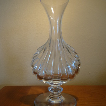 BACCARAT - FRANCE   - Art Glass