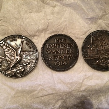 ww1 (coins/medals) - Military and Wartime