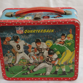 1964 NFL Lunchbox  - Football