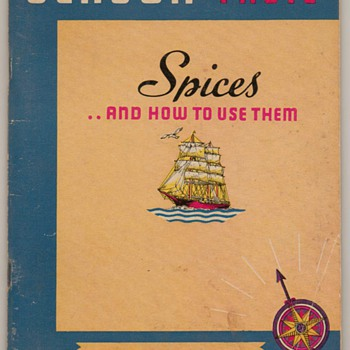 1938 - Season to Taste - Spices - Books