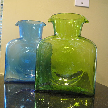 To Blenko or not to Blenko - Art Glass