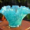 Pretty bowl by Hineri Glass Iwatsu