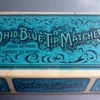 Old Ohio Blue Tip Matches