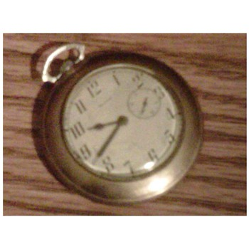 Vintage Waltham Pocket Watch - Pocket Watches
