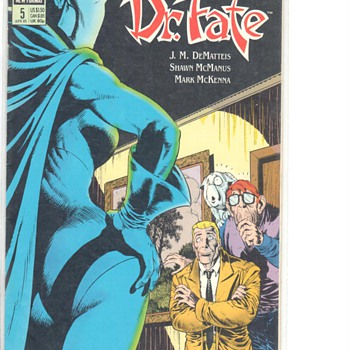 DR.FATE COMIC - Comic Books