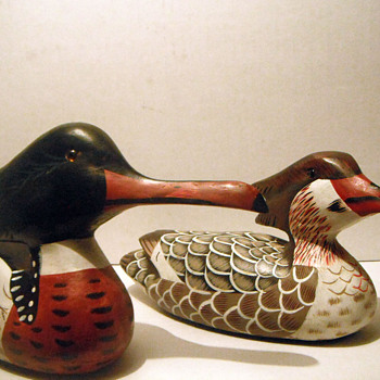 Merganser Drake Decoys - Sporting Goods