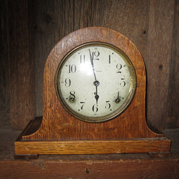 What seth thomas clock is this?