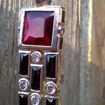 Flea Market Find For A Buck Thomas Sabo Pendant - Fine Jewelry