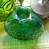 Green Vase