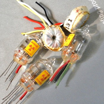 SPECIAL TRIGGER  TUBES,THYRATHRONS  - Electronics