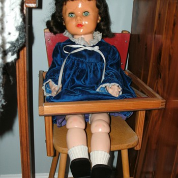 The Posie Walking Doll - Dolls