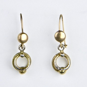 Pair of Earrings - Era/Time Period?