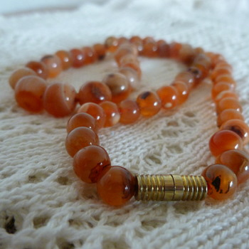 carnelian? era? thanks! - Fine Jewelry