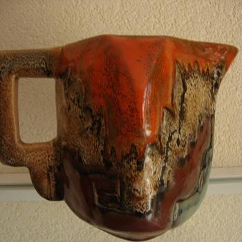 etta lempke jug 20s - Art Pottery