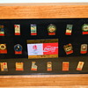 Coca Cola Olympic Winter Games set of Pins