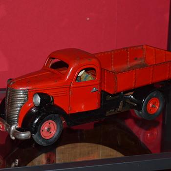 vébé truck
