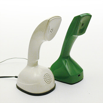 Ericofon and Ericofon 700, (Ericsson,  1953 and 1976) - Telephones