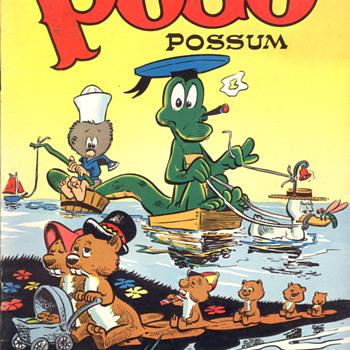 Pogo No. 8, 1952