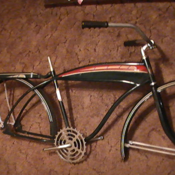 Late 40&#039;s Huffman Bicycle