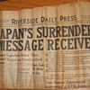 Japan Surrenders