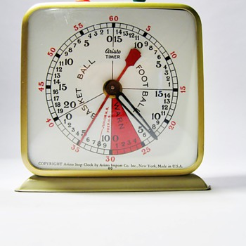 ARISTO TIMER-USA 1950'S - Sporting Goods