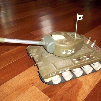 Bulldog Tank - Toys