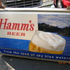 Hamms street sign