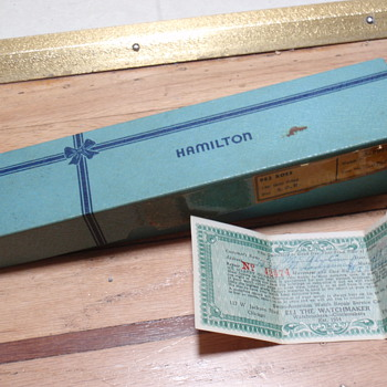 Hamilton Ross Box&#039;s better pictures - Wristwatches