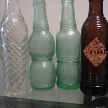 my favorite early american soda pop bottle  - Bottles