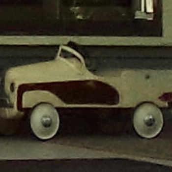 Memory of a Stolen Peddle Car Spokane