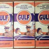 Vintage Gulf Road Maps