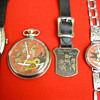 THREE LITTLE PIGS FAIRY TALE TIMEPIECES