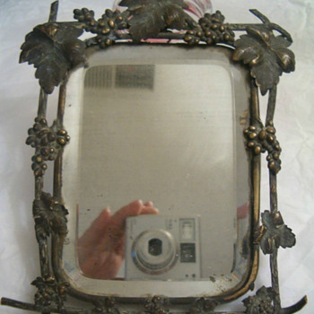My G-Grandmother's Mirror - Furniture