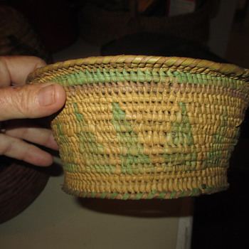 Mom's Baskets 6 - Native American