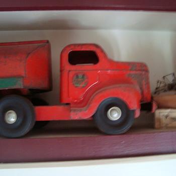 b a   truck