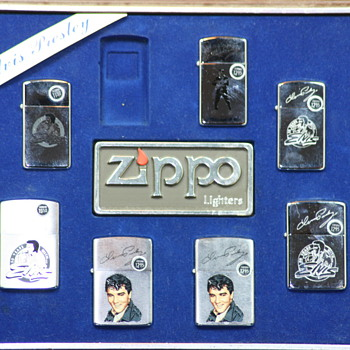Elvis Lighters