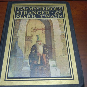 Mark Twain&#039;s The Mysterious Stranger (First Edition: Harper &amp; Brothers, 1916)