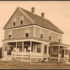 Early 1900's Postcard - House
