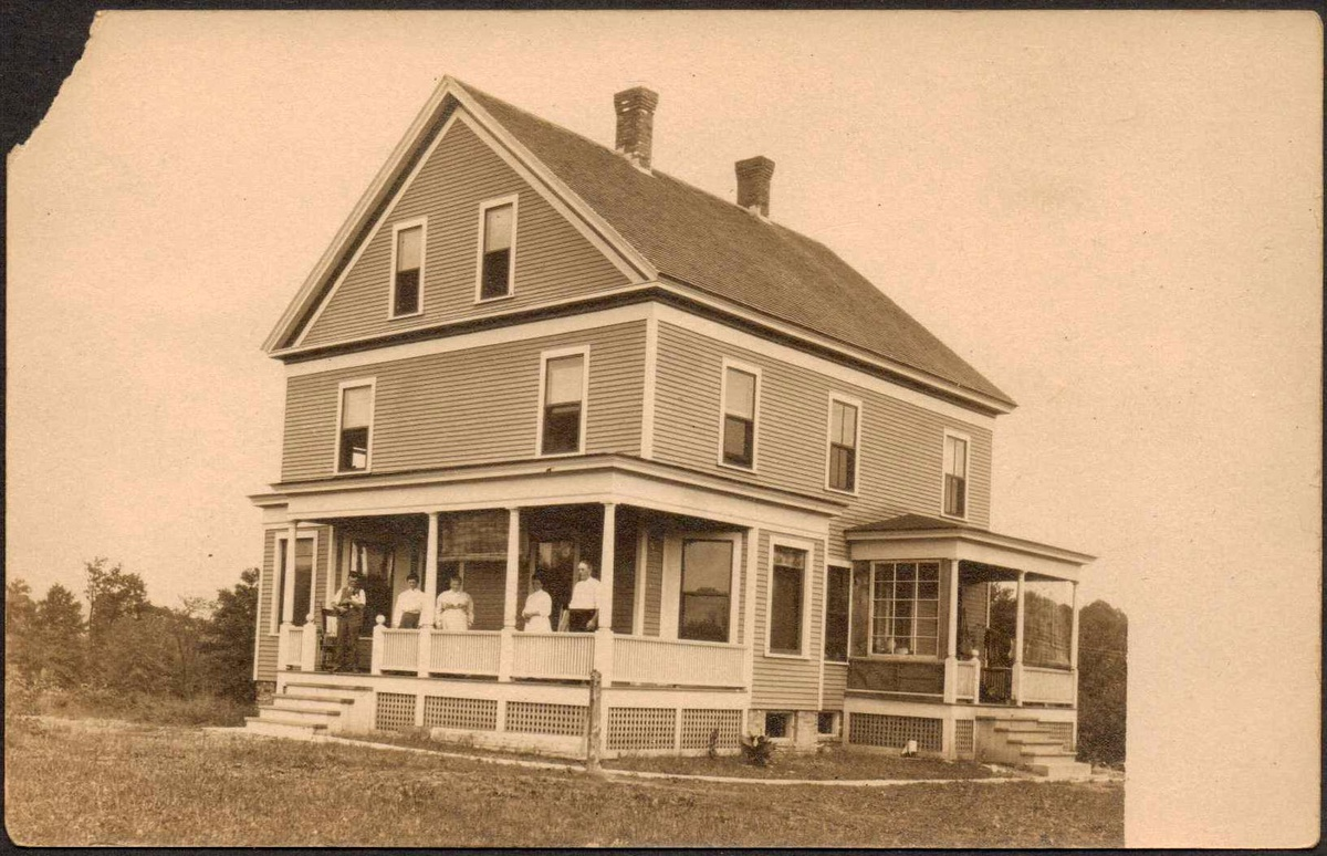 Early 1900's Postcard - House | Collectors Weekly