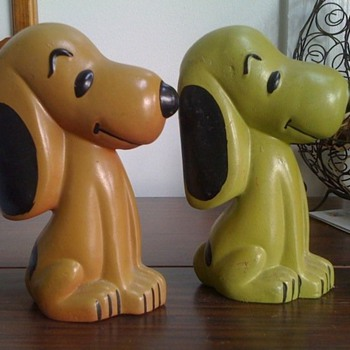 Vintage Snoopy bank- does anyone have info? - Coin Operated