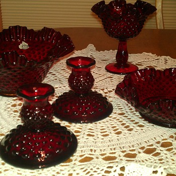 Hobnail pieces