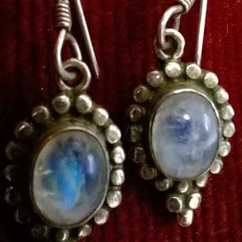 My Earrings Again, Close Up & Personal
