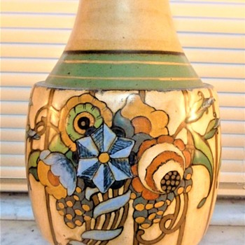 ART DECO CERAMICS